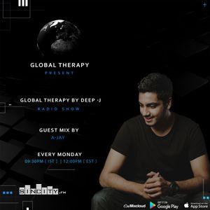 Global Therapy By Deep - J + Guest Mix  A-JAY [SL]