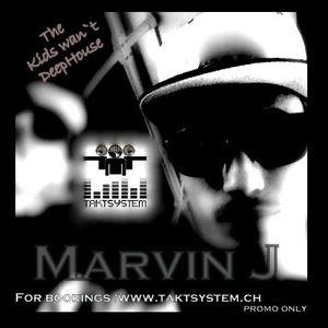 Marvin J Deep Tech House mix 2014 1h 30min set