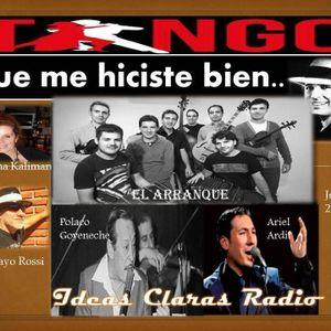 Tango que me hiciste bien.. - 16/01/2014