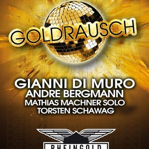 Liveset Goldrausch 27.10.2012 @ Rheingold