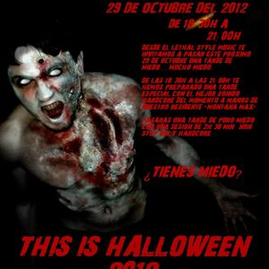 THIS IS HALLOWEEN 2012 FROM LSM (ONLY HARDCORE)