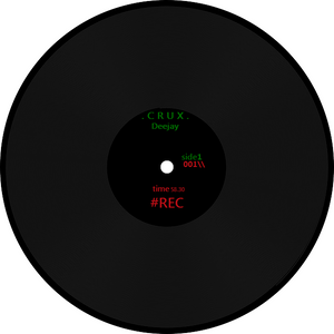 CR UX - 001\\ #REC Mixes set Techno