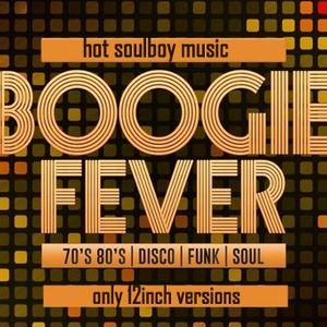 BOOGIE FEVER!!! 70s80s soul disco&funk  12inch long!!