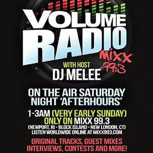 The Red One - Volume Radio Mix