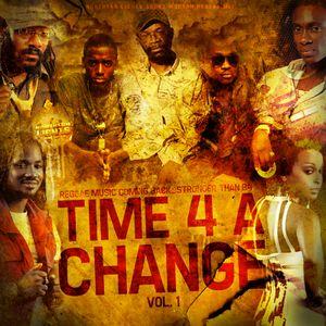 """TIME 4 A CHANGE"" Northern Lights Sound - modern reggae mix"