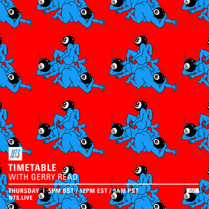 Timetable w/ Gerry Read - 18th August 2016