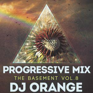 The Basement Vol. 8 - DJ Orange