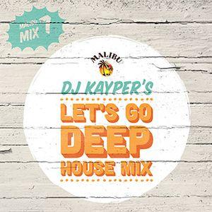 "Play 7:  DJ Kayper's ""Let's Go Deep"" House Mix"