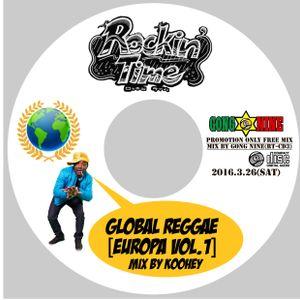 K-style Reggae Mix [Global Reggae Europa Vol.1] mix by Koohey from Gong Nine