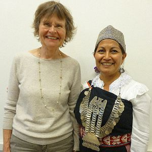 July 15th of 2017: Interview with Ineke Smeets, linguistics of the Mapuche tongue