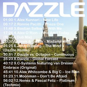 Dazzle's Weekly Forcast 27 2011
