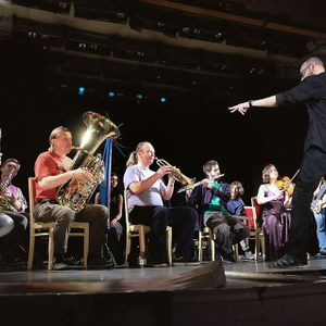 St.Petersburg Improvisers Orchestra, Session XLV