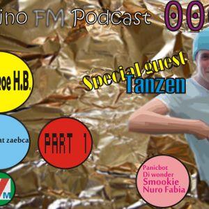 Vyhino FM podcast 0008 vovanskoe H.B. vse tusyat zaebca part 1 Tanzen, Panicbot, Di wonder, Smookie,