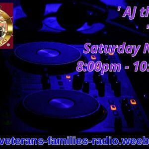 AJ's sat night radio show 01-04-2017