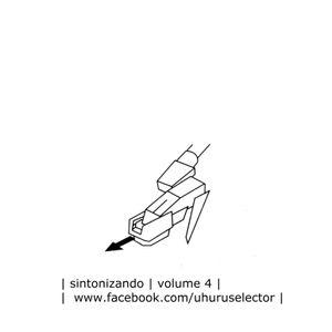 Uhuru Selector -Sintonizando Dub - Volume 4