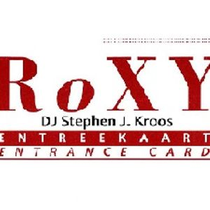DJ Stephen J. Kroos - RoXY Amsterdam (part 2) 12-11-1994