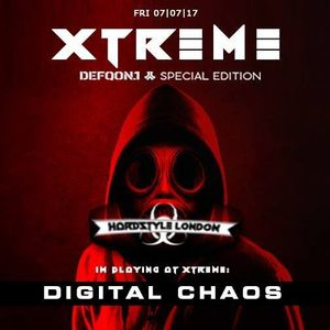 Extreme - Defqon 1 Edition - White stage(freestyle) - Digital Chaos #free download