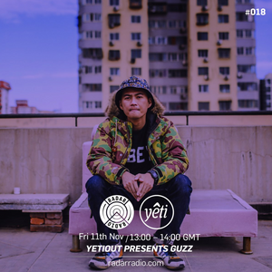 Yeti Out presents GUZZ - 11th November 2016