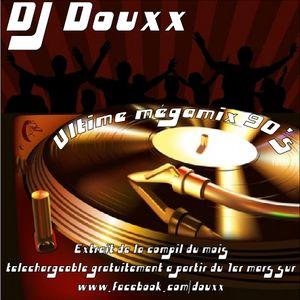 Dj Douxx - Mix 90's mars 2011
