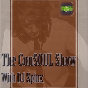 The ConSOUL Show with DJ Spinx: 01/05/15