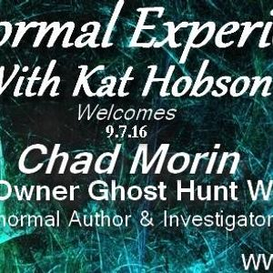 Paranormal Experienced with Host Kat Hobson_20160907_Chad Morin