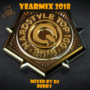Euphoric Hardstyle 2018 Yearmix - mixed by DJ Berry