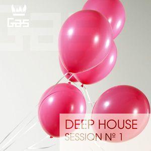 DJ G.A.S. - Deep House Session Vol.1