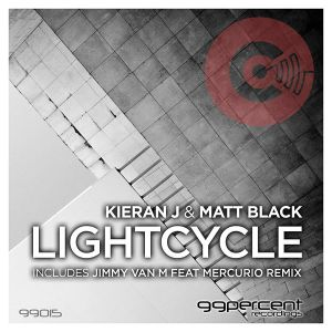 Kieran J - 99% Recordings 'Lightcycle' Promo Dj Set