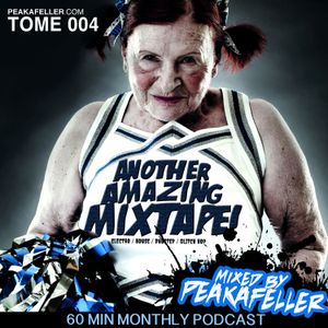 Another Amazing Mixtape by Peakafeller TOME-004