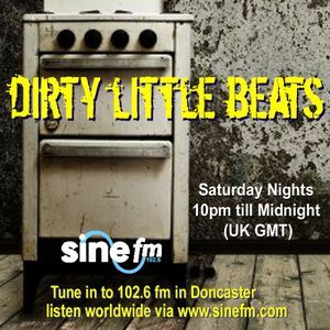 Rob Pearson - Dirty Little Beats FM Radio Show (Sine 102.6fm Doncaster) 13.01.18