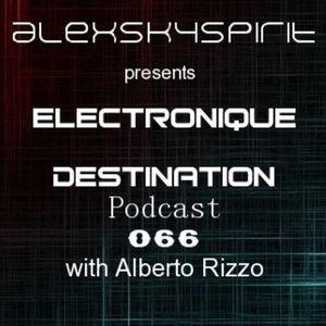 Alberto Rizzo - Electronique Destination 066 (hosted by Alexskyspirit)