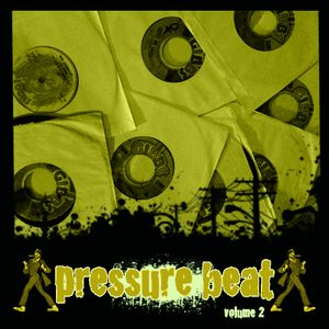 Pressure Beat 2 - Dreading up (Early Joe Gibbs Record Globe, a Pressure Beat and a Locks)