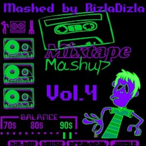 Rizlas Mixtape Mashup Vol.4