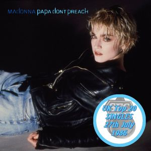 UK TOP 20 SINGLES for July 27th 1986