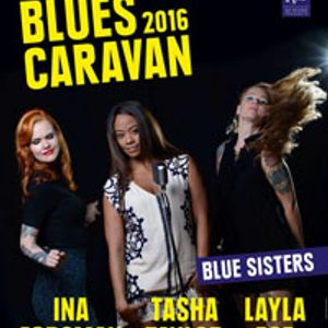 The Pete Feenstra Feature - Blues Caravan 2016 (29 May 2016)