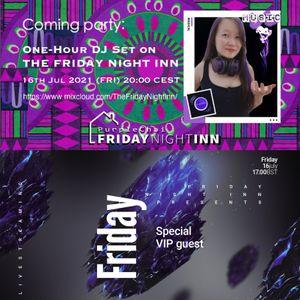 Set No.3 by PurpleChai in The Friday Night Inn 16.07.2021