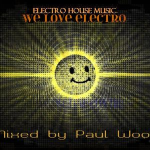 electrohouse sandwich with salad mixed by Paul Wood
