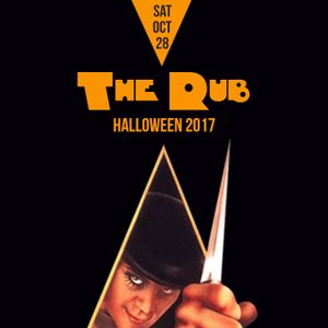 The Rub Halloween Mix for Rebel Pop Radio