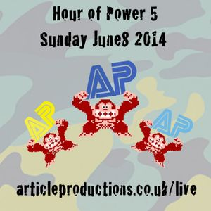 AP LIVE Hour Of Power 5 - Sunday June8 2014