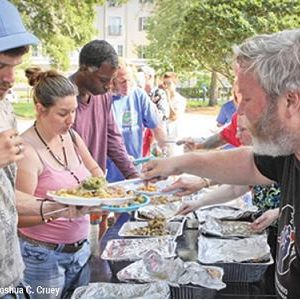 Food Not Bombs with co-founder Keith McHenry