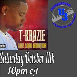 T.Kraize from San Antonio