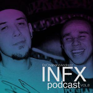 INFX Podcast Vol. 8 (Sep/2012) - Chap & Andrezz