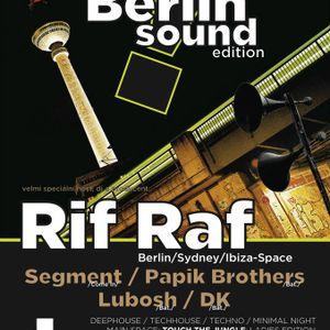 Papik Brothers @ ok!electro! - bat. slaný 20.10.2012 - part1