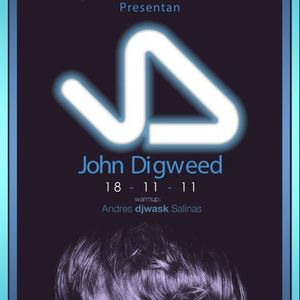 djwask warm up for John Digweed at Suka Monticello (Chile)