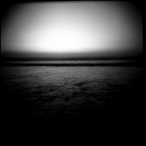 a solitary sea