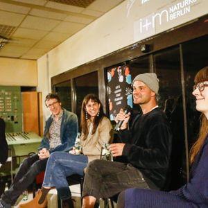 #1 FashionChangers Panel-Talk 2018