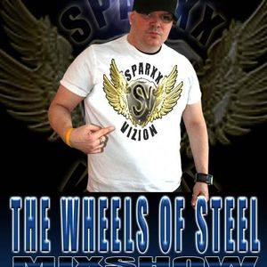 THE WHEELS OF STEEL MIX SHOW Friday august 3rd 2012 7-8pm DJ STEEL