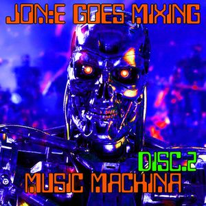 JGM393X2: Music Machina