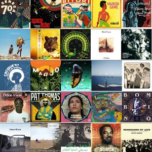 Global Riddims 41 - Best Albums of 2016 Part 1