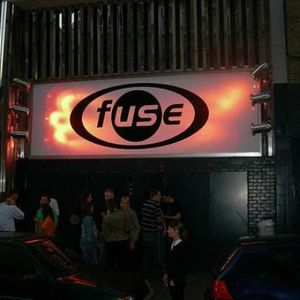 1996.03.01 - Live @ Club Fuse, Brussels BE - Tranc-O-Matic - Franky Jones